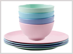 melamine crockery - plastic crockery - dinner set - soup set - home crockery plates - : tableware manufacturers in india - pezcame.com